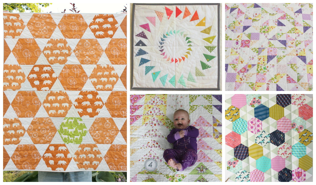 Quilt Collage 2015, by Stitchified