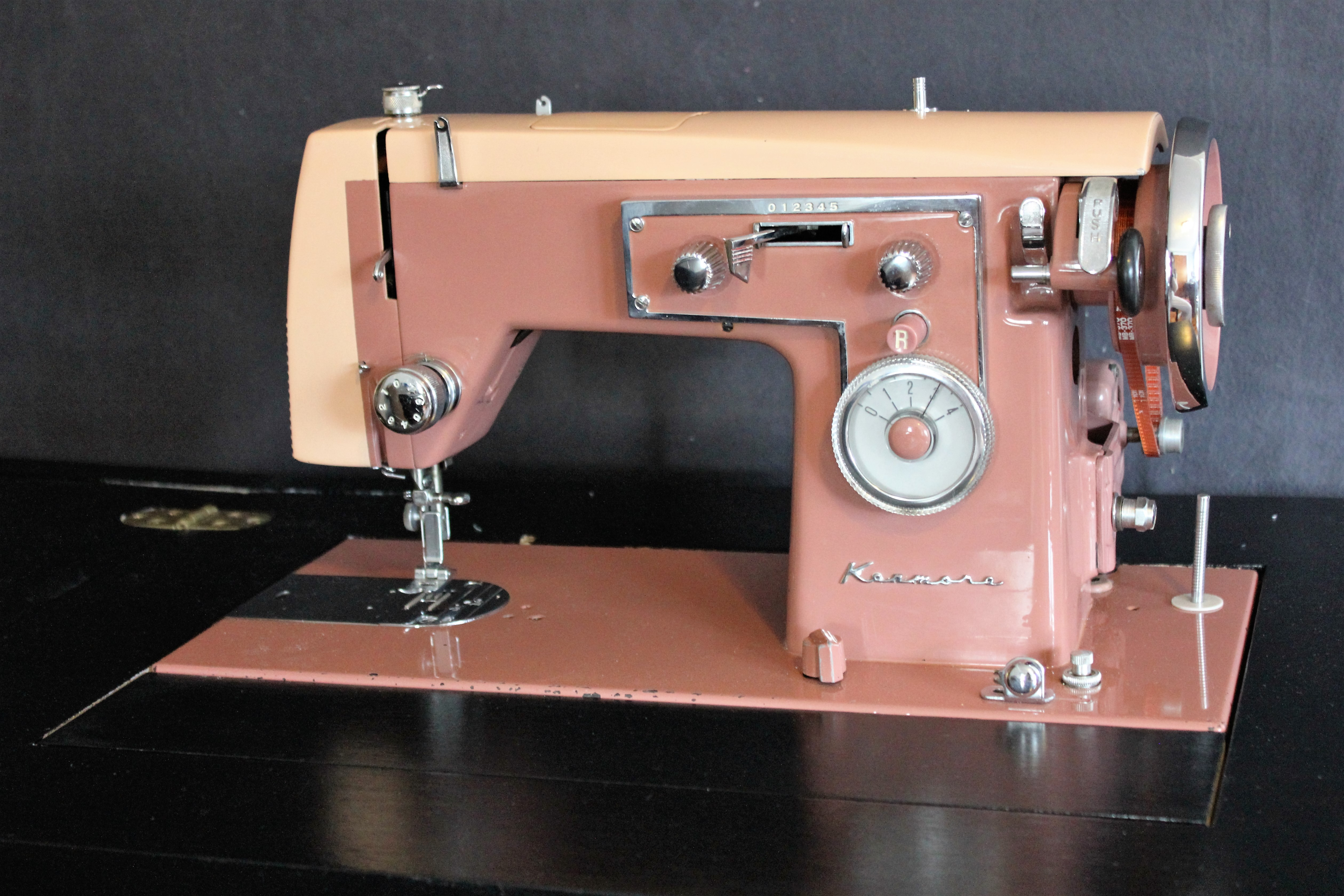 Kenmore 47, restored by Stitchified